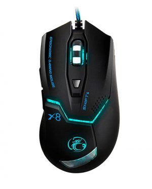 MOUSE GAMER B-MAX X8