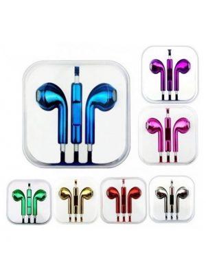 FONE P2 COM MICROFONE PARA IPHONE VARIAS CORES
