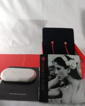Fone Bluetooth Beats by dr.dre VERMELHO