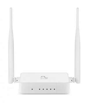 ROTEADOR RE170 300MBPS 2 ANTENAS MULTILASER