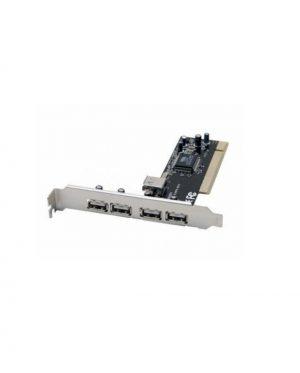 ADAPTADOR PCI/USB 2.0 5 SAÍDAS ENCORE